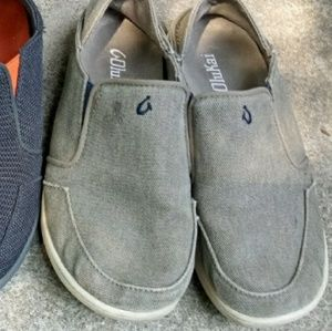 Kids OluKai Nohea Slip on Shoes